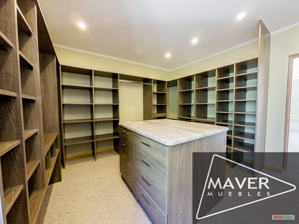 Walk In Closets Walk In Closet Melamina Maple Chicureo Colina