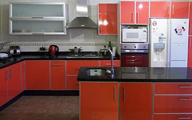 Puertas para cocina de pvc