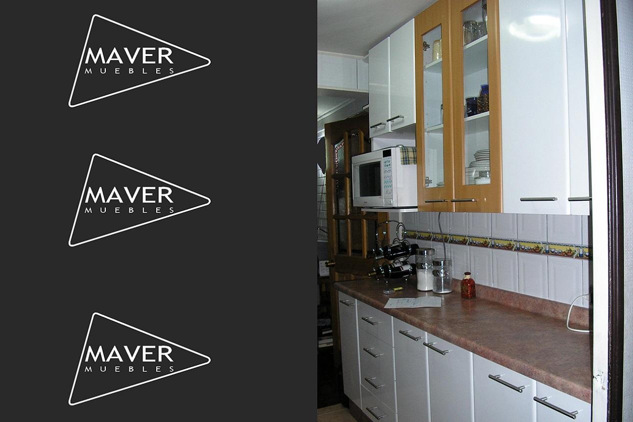Muebles de cocina melamina cubiertas de granito lo - Eurokit cocinas ...