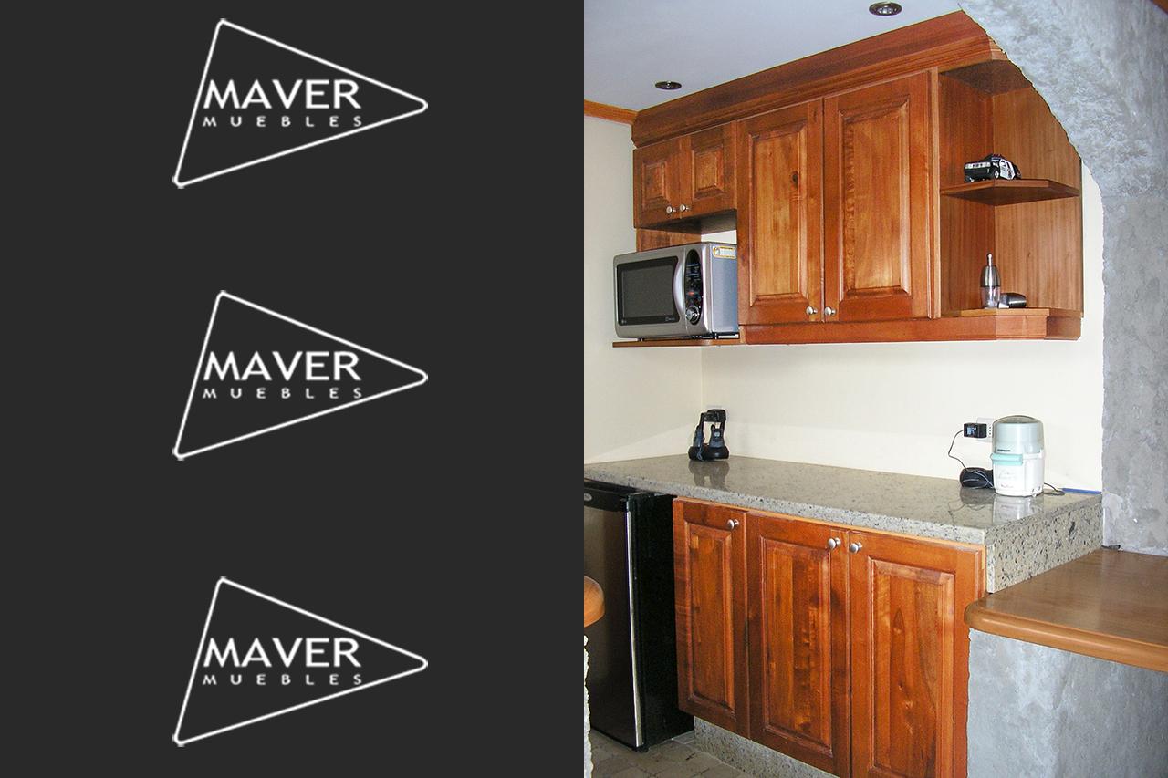 Muebles de cocina madera rauli - Maderas para muebles de cocina ...