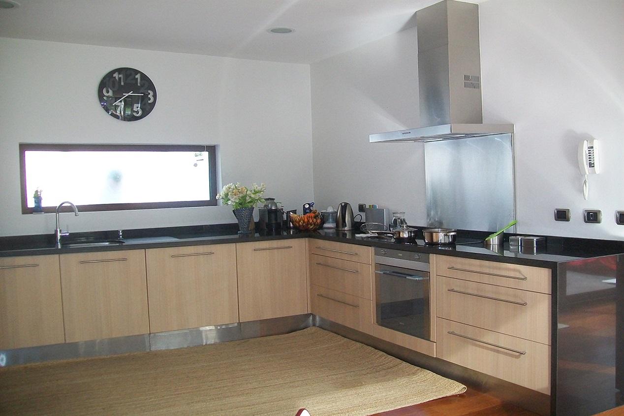 Muebles de cocina cubierta granito puertas topform - Muebles de cocina merkamueble ...