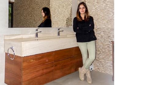 Maver muebles de cocina modernos y a medida 56 222 55 73 for Fabrica de marmol en chile